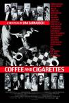Plakat filmu Kawa i papierosy