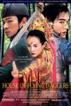 Plakat filmu Dom latających sztyletów