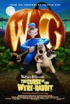 Plakat filmu Wallace i Gromit: Klątwa królika