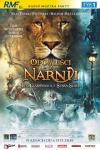 Plakat filmu Opowieści z Narnii: Lew, czarownica i stara szafa