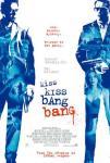 Movie poster Kiss Kiss Bang Bang