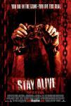 Plakat filmu Stay Alive