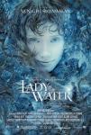 Plakat filmu Kobieta w błękitnej wodzie