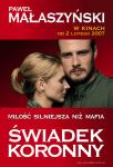 Movie poster Świadek koronny