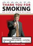 Plakat filmu Dziękujemy za palenie