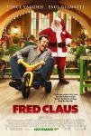 Plakat filmu Fred Claus - Brat Świętego Mikołaja