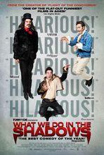 Movie poster Co robimy w ukryciu