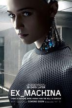 Plakat filmu Ex machina