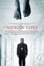 Plakat filmu Taśmy Watykanu
