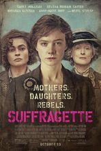 Plakat filmu Sufrażystka