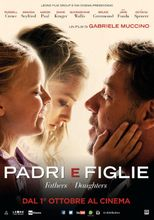 Plakat filmu Ojcowie i córki