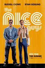 Plakat filmu Nice Guys. Równi goście