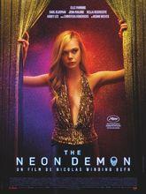 Plakat filmu Neon Demon