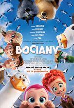Plakat filmu Bociany