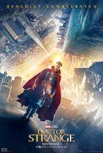 Plakat filmu Doktor Strange