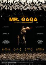 Plakat filmu Mr. Gaga