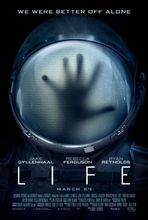 Plakat filmu Life