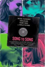 Plakat filmu Song to song
