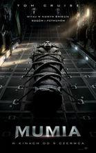 Plakat filmu Mumia