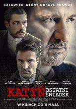 Plakat filmu Katyń. Ostatni świadek