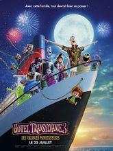 Plakat filmu Hotel transylwania 3