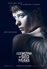 Movie poster Dziewczyna w sieci pająka