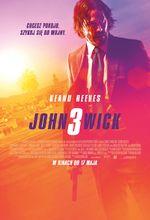 Plakat filmu John Wick 3
