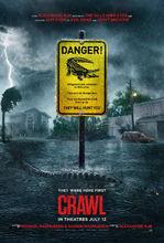 Plakat filmu Pełzająca śmierć