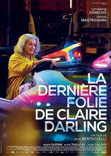 Plakat filmu Pamiątki Claire Darling