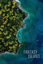 Plakat filmu Wyspa fantazji