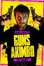 Plakat filmu Guns Akimbo