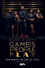 Plakat filmu W co grają ludzie