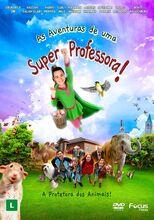 Movie poster Supernauczycielka
