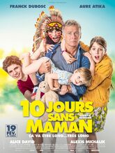 Plakat filmu 10 dni z tatą