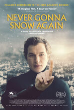 Movie poster Śniegu już nigdy nie będzie