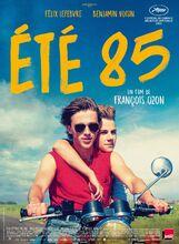 Plakat filmu Lato 85