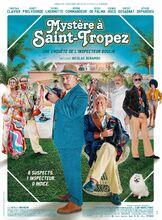 Plakat filmu Tajemnice Saint Tropez