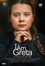 Movie poster Jestem Greta