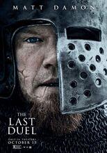 Plakat filmu Ostatni pojedynek