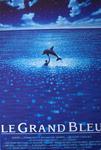 Plakat filmu Wielki błękit