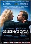 Plakat filmu 33 sceny z życia