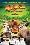 Plakat filmu Madagaskar 2