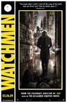 Plakat filmu Watchmen. Strażnicy