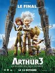 Plakat filmu Artur i Minimki 3. Dwa światy