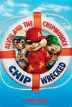 Plakat filmu Alvin i Wiewiórki 3