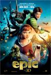 Plakat filmu Tajemnica zielonego królestwa