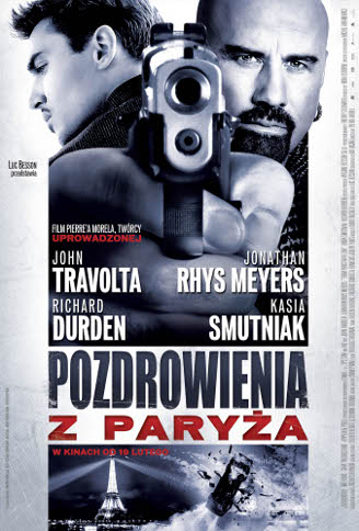 Pozdrowienia z Paryża / From Paris with Love (2010)